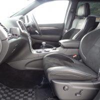 クライスラージープ グランドチェロキー SRT8 正規ディーラー車