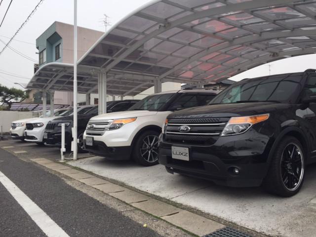ダッジ&フォード SUV